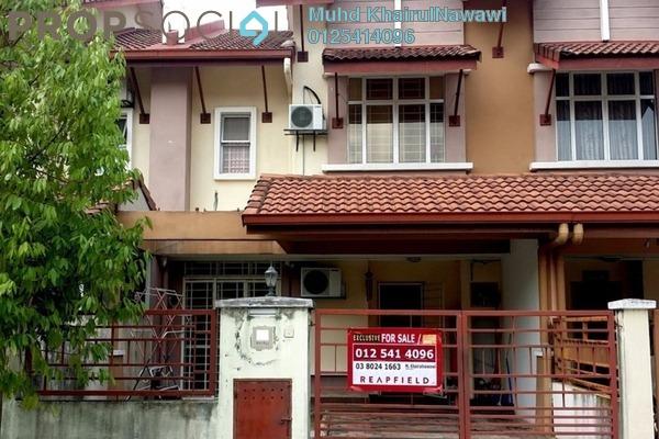 For Sale Terrace at Desira, Bandar Bukit Raja Freehold Semi Furnished 4R/3B 598k