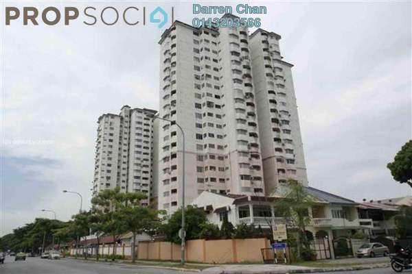 For Rent Condominium at BAM Villa, Cheras Leasehold Semi Furnished 2R/2B 1.7k