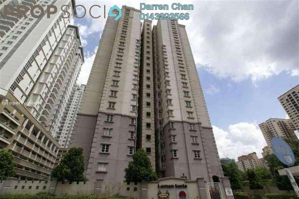 For Rent Condominium at Laman Suria, Mont Kiara Freehold Fully Furnished 2R/2B 2.3k