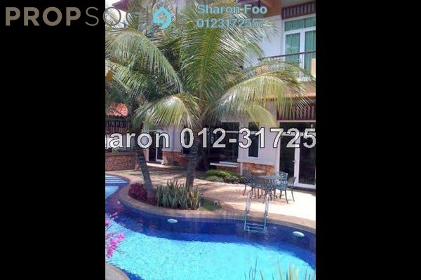 For Sale Bungalow at Damansara Legenda, Tropicana Freehold Semi Furnished 6R/6B 6.8m