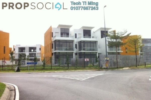 For Rent Terrace at Reed, Sungai Besi Leasehold Fully Furnished 5R/4B 3k