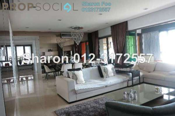 For Sale Condominium at Seni, Mont Kiara Freehold Semi Furnished 5R/6B 3.5m