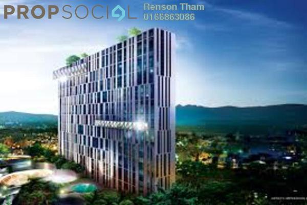 For Sale Condominium at The Regina, UEP Subang Jaya Leasehold Semi Furnished 2R/2B 380k