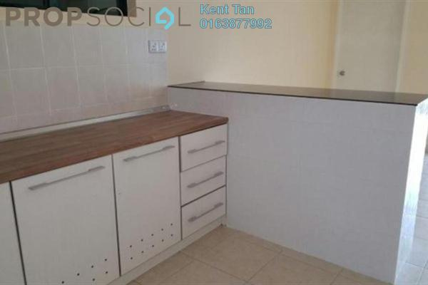 For Rent Condominium at Changkat View, Dutamas Freehold Semi Furnished 3R/2B 1.9k