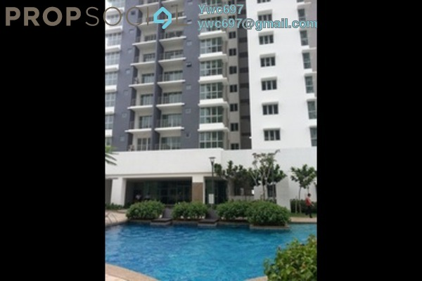 For Rent Condominium at Parc @ One South, Seri Kembangan Leasehold Fully Furnished 3R/2B 1.8k