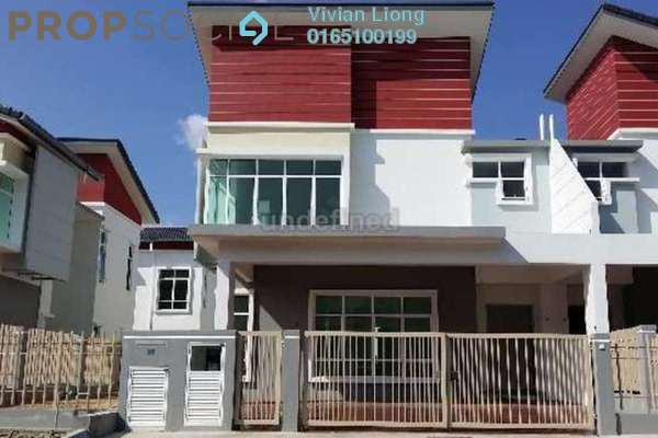 For Sale Semi-Detached at Taman Pelangi Semenyih 2, Semenyih Freehold Unfurnished 5R/4B 809k