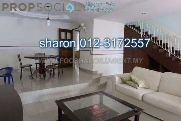 For Rent Terrace at Damansara Kim, Damansara Utama Freehold Fully Furnished 4R/3B 2.2千