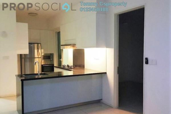For Sale Condominium at 288 Residency, Setapak Freehold Semi Furnished 4R/3B 670k