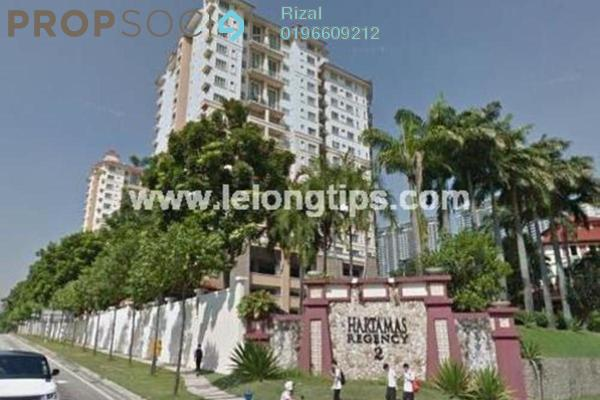 For Sale Condominium at Hartamas Regency 2, Dutamas Freehold Unfurnished 3R/2B 1.13m