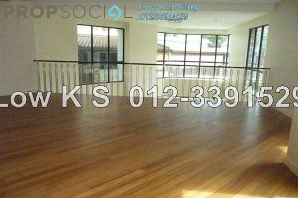 For Sale Bungalow at Section 16, Petaling Jaya Leasehold Semi Furnished 6R/7B 5.9m