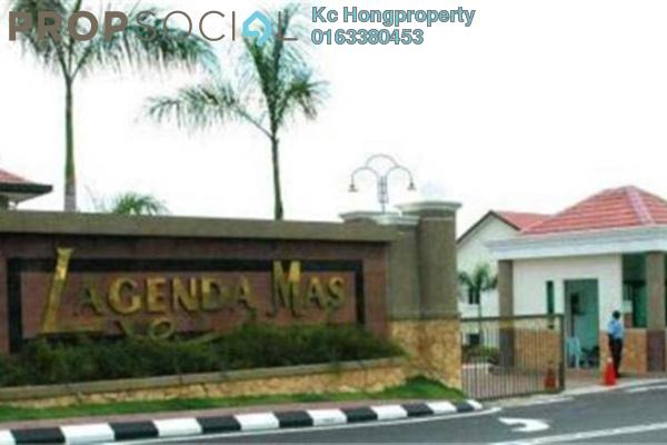 For Rent Townhouse at Taman Lagenda Mas, Cheras South Freehold Semi Furnished 3R/2B 1.3k