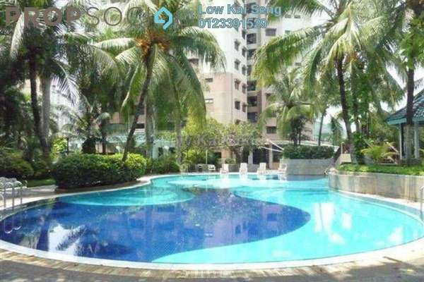 For Rent Condominium at Angkupuri, Mont Kiara Freehold Semi Furnished 3R/2B 2.6k