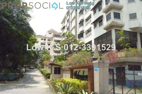 For Rent Condominium at Belvedere, Kenny Hills Leasehold Semi Furnished 4R/4B 4.5k