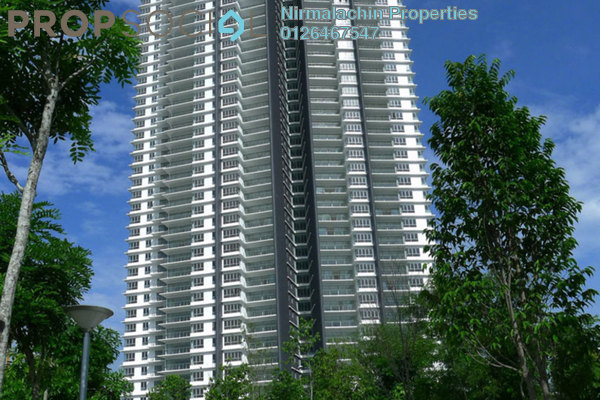 For Sale Condominium at The Westside One, Desa ParkCity Freehold Semi Furnished 2R/3B 1m