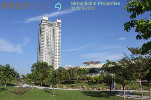 For Rent Condominium at The Northshore Gardens, Desa ParkCity Freehold Fully Furnished 2R/3B 3.8k