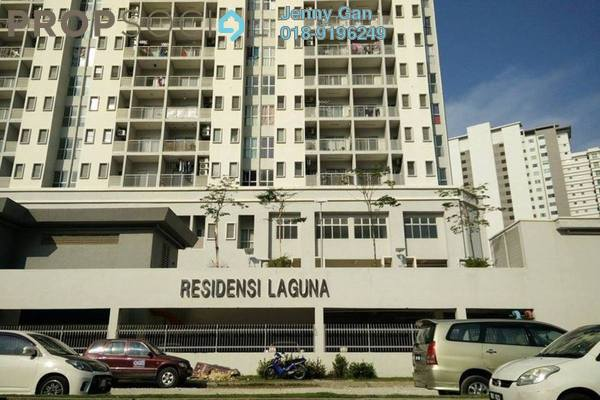 For Sale Condominium at Residensi Laguna, Bandar Sunway Leasehold  3R/2B 518k