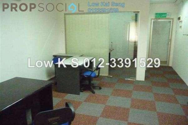 For Rent Office at SunwayMas Commercial Centre, Kelana Jaya Freehold Semi Furnished 0R/1B 1.5k