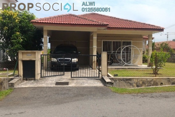 For Sale Bungalow at Taman Kota Perdana, Bandar Putra Permai Leasehold Semi Furnished 0R/0B 650k