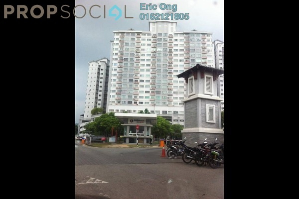 For Rent Apartment at Banjaria Court, Batu Caves Leasehold Unfurnished 3R/2B 1.4k