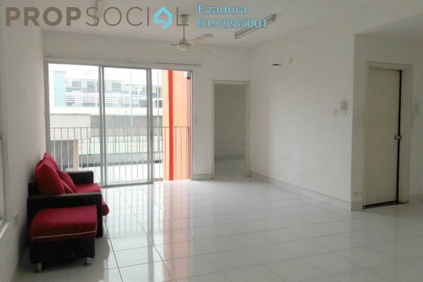 For Sale Condominium at Cyberia Crescent 1, Cyberjaya Freehold Unfurnished 3R/2B 287k
