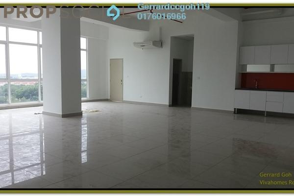 For Sale Office at Centum, Ara Damansara Freehold Semi Furnished 0R/2B 1.1m