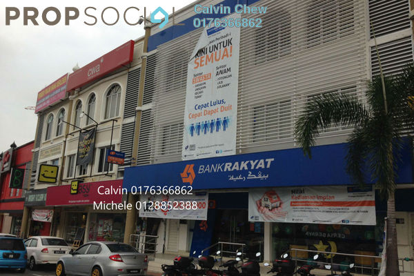 For Sale Shop at Bandar Baru Bangi, Bangi Leasehold Unfurnished 1R/6B 2.7m