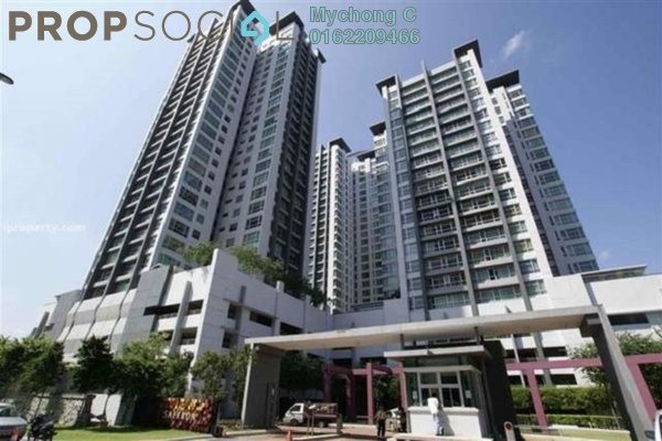 For Rent Condominium at The Saffron, Sentul Freehold Fully Furnished 3R/2B 2.7千