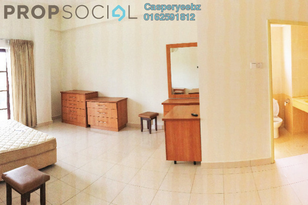 For Rent Condominium at Hartamas Regency 1, Dutamas Freehold Semi Furnished 3R/2B 4k