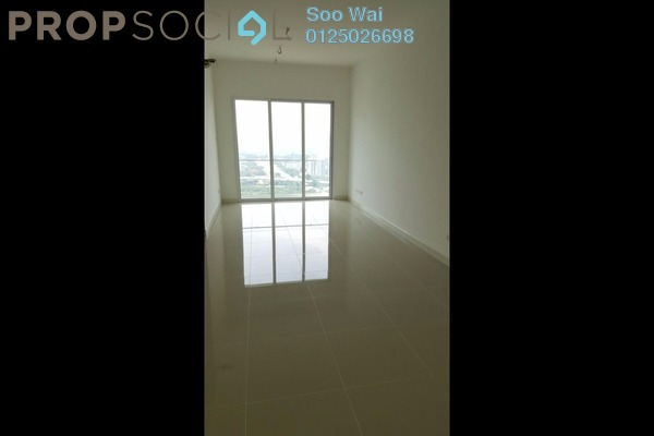 For Sale Condominium at Desa Green Serviced Apartment, Taman Desa Freehold Semi Furnished 3R/2B 680k
