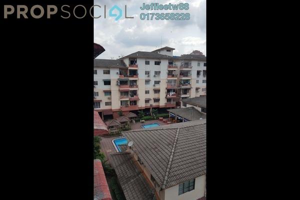 For Sale Condominium at La Villas Condominium, Setapak Freehold Unfurnished 3R/2B 418k