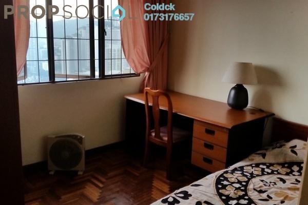 For Sale Condominium at Anggun Puri, Dutamas Freehold Fully Furnished 3R/2B 800k