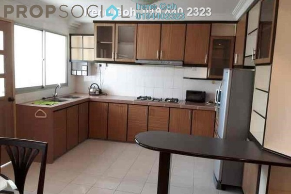For Rent Condominium at 1 Persiaran Gurney, Gurney Drive Freehold Fully Furnished 3R/2B 3.5k