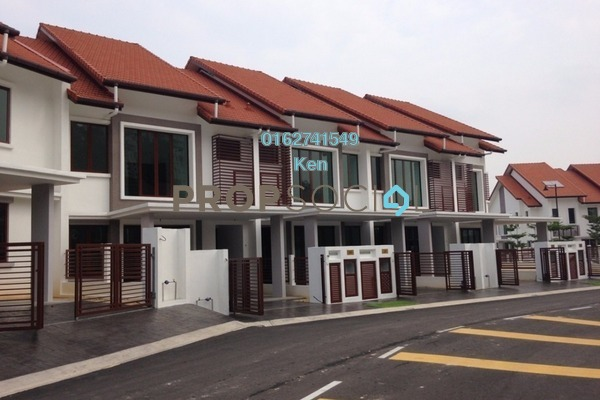 For Sale Terrace at Irama, Bandar Kinrara Freehold Unfurnished 4R/4B 1.22m