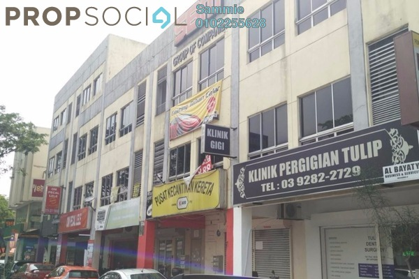 For Sale Shop at Taman Maluri, Cheras Leasehold Unfurnished 0R/0B 2.5m