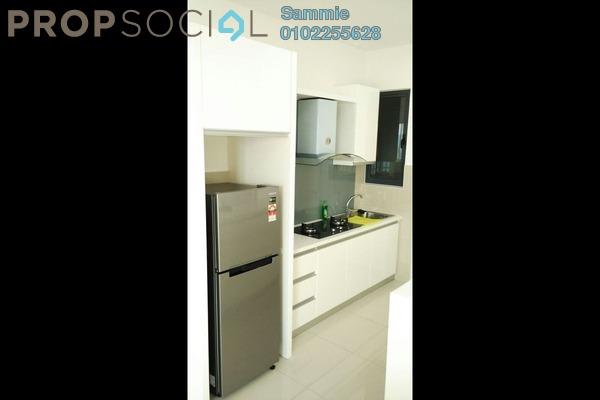 For Rent Condominium at TRiGON Luxury Residences @ Setia Walk, Pusat Bandar Puchong Freehold Semi Furnished 2R/2B 2.3k