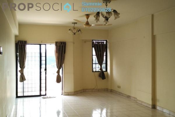 For Rent Condominium at Tropika Paradise, UEP Subang Jaya Freehold Unfurnished 3R/2B 1.6k