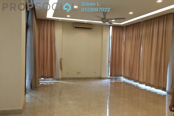 For Rent Semi-Detached at Duta Nusantara, Dutamas Freehold Semi Furnished 5R/4B 10k