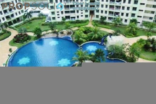 For Sale Condominium at Putra Place, Bayan Indah Leasehold Unfurnished 3R/2B 590k