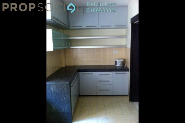 For Rent Condominium at Paradesa Tropika, Bandar Sri Damansara Freehold Semi Furnished 3R/2B 1.45Ribu