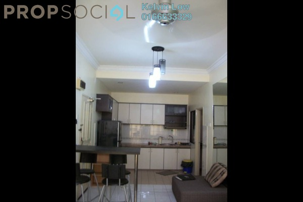 For Rent Apartment at Sri Cassia, Bandar Puteri Puchong Freehold Fully Furnished 3R/2B 1.2k