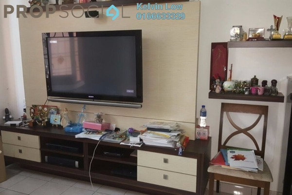 For Sale Condominium at De Rozelle, Kota Damansara Leasehold Fully Furnished 3R/2B 450k