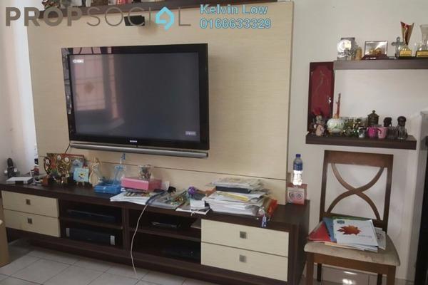 For Sale Condominium at De Rozelle, Kota Damansara Leasehold Fully Furnished 3R/2B 450k