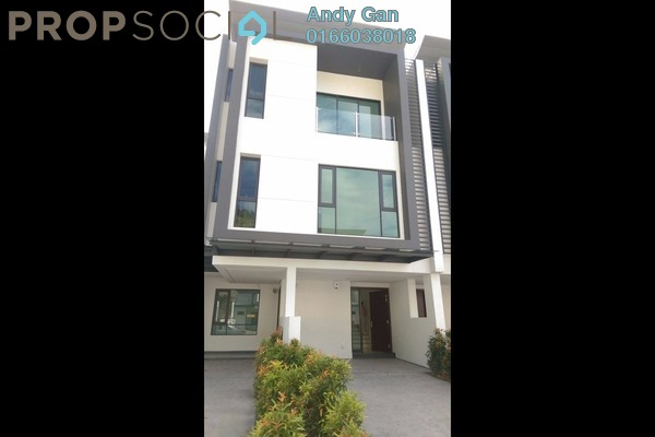 For Rent Townhouse at Sunway Montana, Melawati Freehold Semi Furnished 4R/4B 4.5k