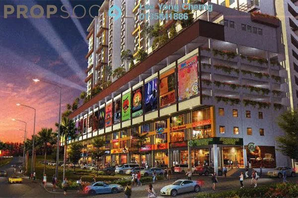 For Rent Condominium at Silk Residence, Bandar Tun Hussein Onn Freehold Unfurnished 3R/2B 1.1k