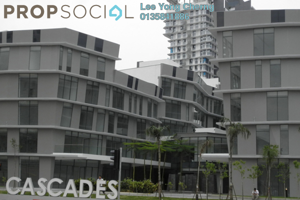 For Sale Condominium at Cascades, Kota Damansara Leasehold Unfurnished 0R/1B 480k