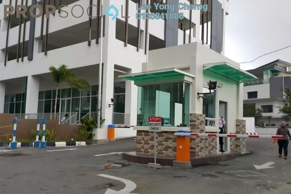 For Sale Condominium at D'Suria Condominium, Ampang Leasehold Semi Furnished 3R/2B 850k
