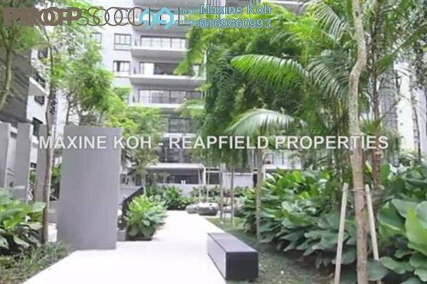 For Sale Condominium at Five Stones, Petaling Jaya Freehold Semi Furnished 4R/5B 1.79m