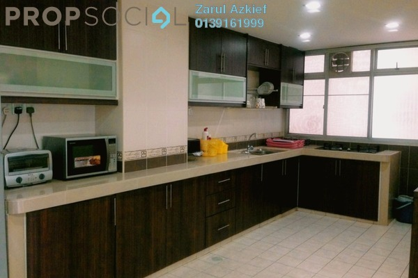 For Sale Condominium at Ampang Boulevard, Ampang Leasehold Fully Furnished 4R/2B 668k