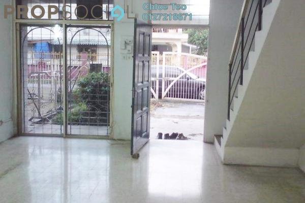 For Sale Terrace at Desa Setapak, Setapak Freehold Semi Furnished 3R/3B 470k
