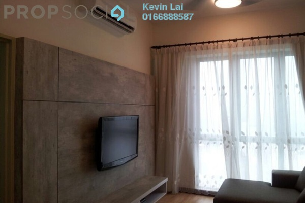 For Sale Serviced Residence at Tropicana City Tropics, Petaling Jaya Freehold Fully Furnished 1R/2B 679k